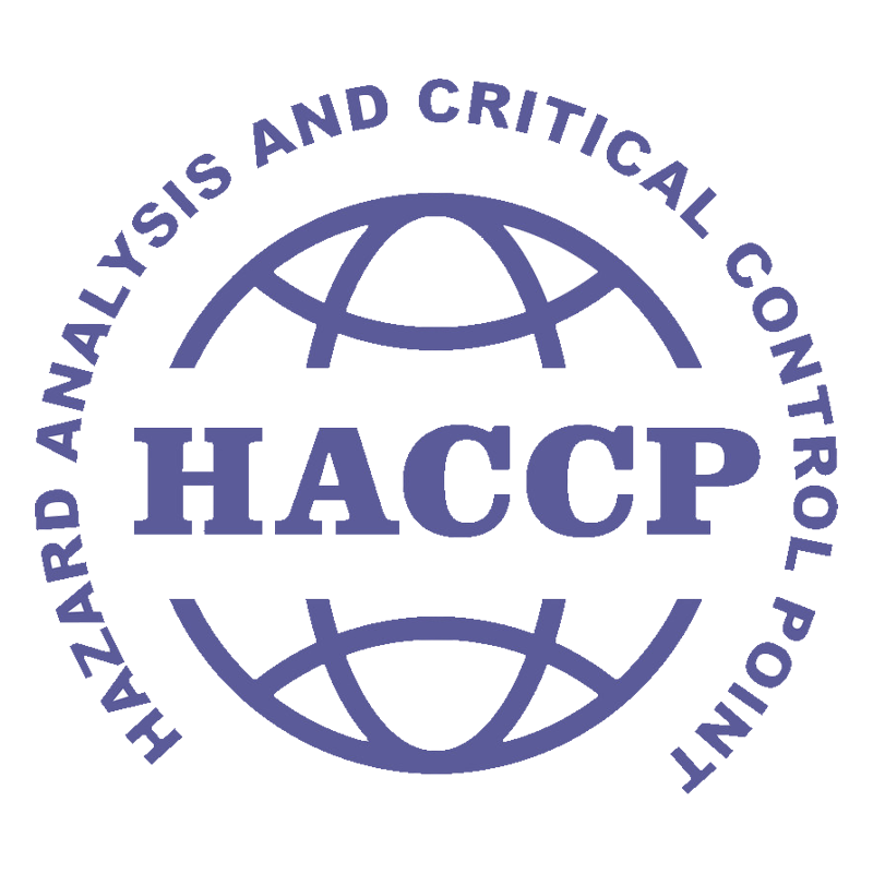 HACCP Point Certificate